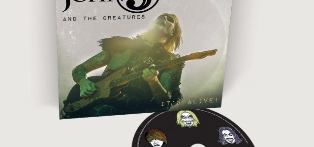 ROB ZOMBIE Guitarist JOHN 5 To Release 'It's Alive!' Album In January