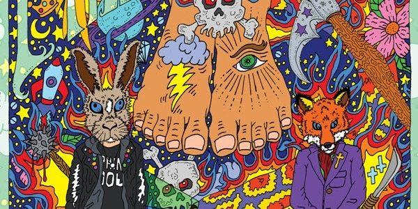 PAINTED DOLL Feat. AUTOPSY's CHRIS REIFERT: Debut Album Artwork, Track Listing