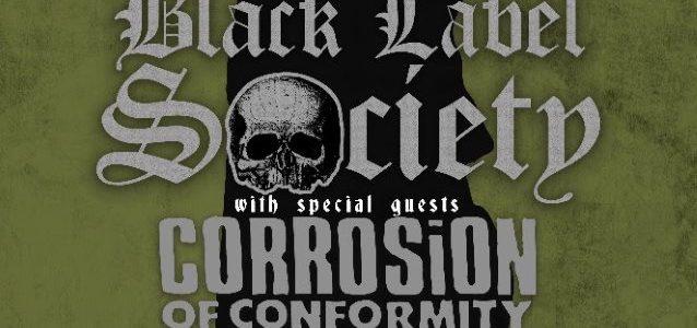 ZAKK WYLDE's 'Severe Illness' Forces BLACK LABEL SOCIETY's Montreal, Toronto Concert Cancelations