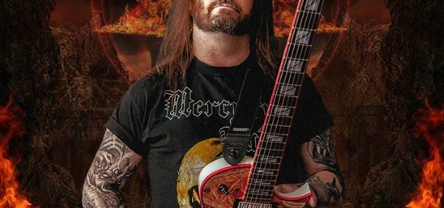 SLAYER/EXODUS Guitarist GARY HOLT Schedules Guitar Clinic In Petaluma, California