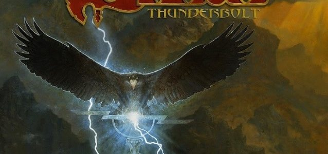 BIFF BYFORD Thinks SAXON's New Album, 'Thunderbolt', 'Sounds Pretty Cool To The Modern Ear'