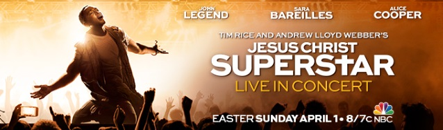 First Look At ALICE COOPER In 'Jesus Christ Superstar'