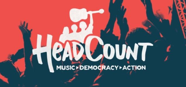 MINISTRY Joins Forces With HEADCOUNT To Empower Young People With Right To Vote