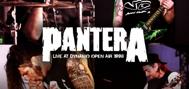 PANTERA, SOULFLY Live Recordings From DYNAMO OPEN AIR To See Light Of Day In June