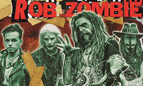 ROB ZOMBIE: Trailer For 'Astro-Creep: 2000 Live'