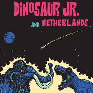 MASTODON's Tour With DINOSAUR JR., NETHERLANDS: BLABBERMOUTH.NET Presale