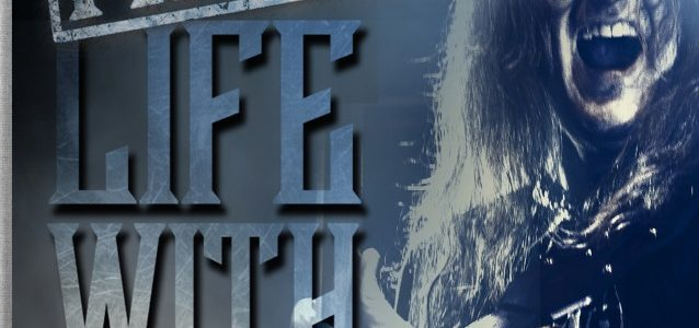 MEGADETH's DAVID ELLEFSON To Release 'More Life With Deth' Book In The Fall