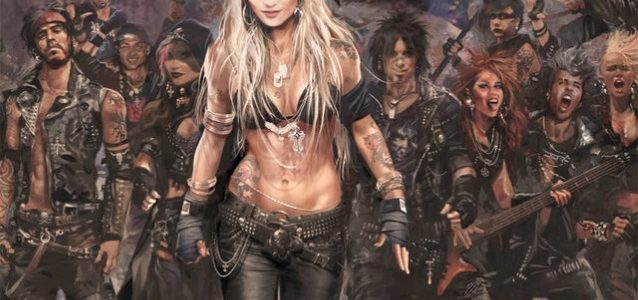 DORO: 'All For Metal' Single, Video To Be Released Next Month