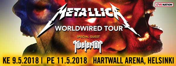 Watch Entire Final Show Of METALLICA's European Tour