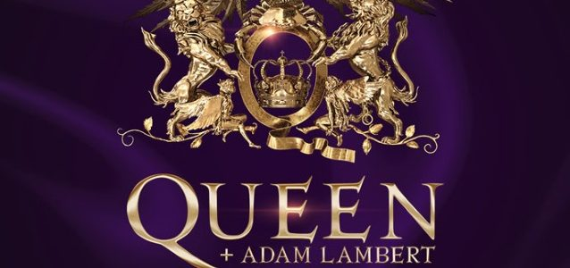 QUEEN's ADAM LAMBERT Says Upcoming Las Vegas Residency Will Allow Band 'To Experiment A Little Bit More'