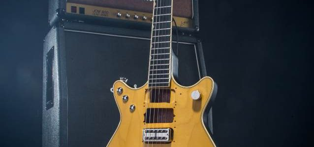 Late AC/DC Guitarist MALCOLM YOUNG Honored By GRETSCH With Signature JET Guitar