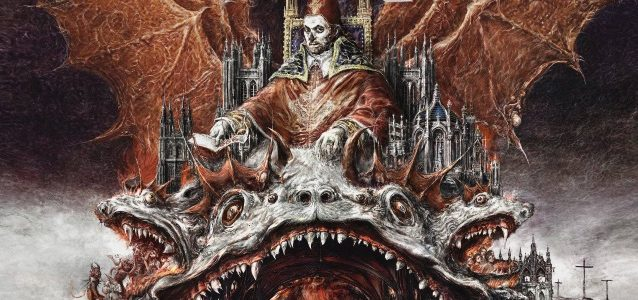 GHOST's 'Prequelle' Headed For Top 5 U.S. Debut
