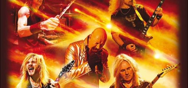 Watch GLENN TIPTON Join JUDAS PRIEST For 'Victim Of Changes' Performance In Bilbao