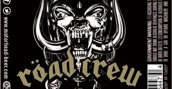 MOTÖRHEAD TO Release Official 'Röad Crew' Beer In U.S. On June 23