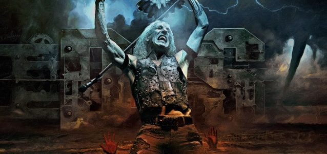 DEE SNIDER 'Didn't Write A Thing' For His New Solo Album