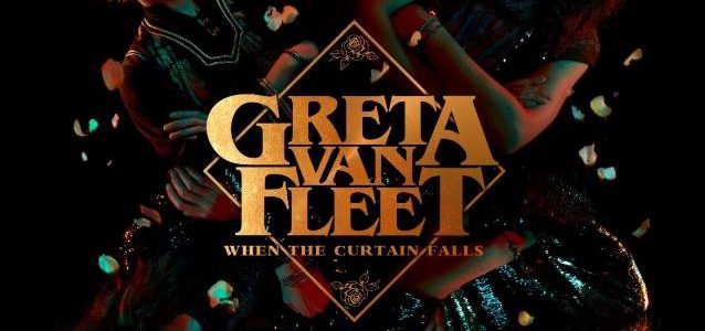 Video: GRETA VAN FLEET Performs 'When The Curtain Falls' On 'The Tonight Show Starring Jimmy Fallon'