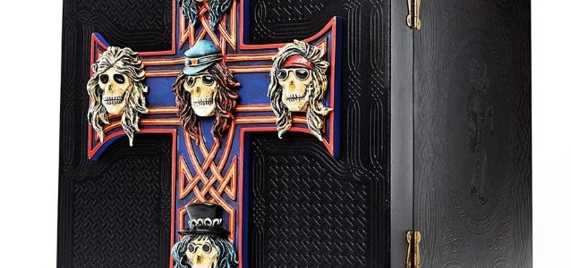 GUNS N' ROSES' 'Appetite For Destruction' Returns To Billboard Top 10 After More Than 29 Years