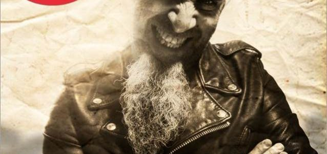 ANTHRAX's SCOTT IAN Announces 'One Man Riot' Spoken-Word Tour Of Australia