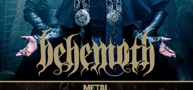 BEHEMOTH: 'I Loved You At Your Darkest' Listening Parties Announced For New York, Los Angeles