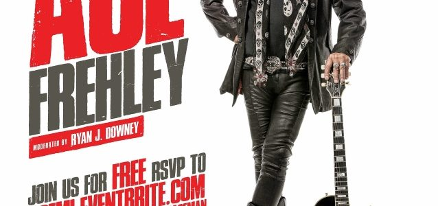 ACE FREHLEY On KISS TV Movie 'Phantom Of The Park': PAUL STANLEY And GENE SIMMONS Expected 'Gone With The Wind'