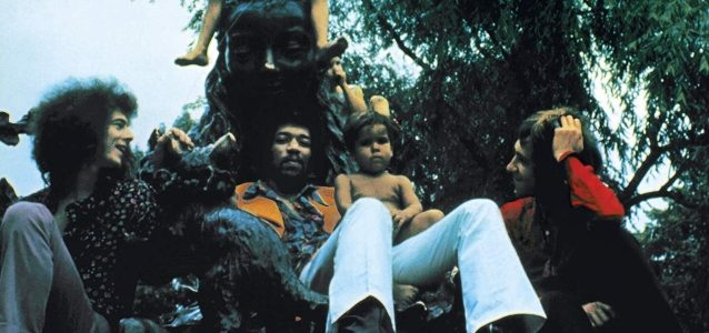 JIMI HENDRIX EXPERIENCE's 'Electric Ladyland' To Be Reissued As 50th-Anniversary Deluxe Box Set