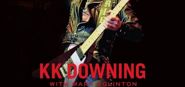 K.K. DOWNING Explains Decision To Sell His Share Of Royalty Rights To JUDAS PRIEST Catalog