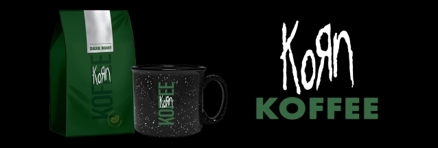 KORN Announces Launch Of Its New Coffee Brand, 'Korn Koffee'