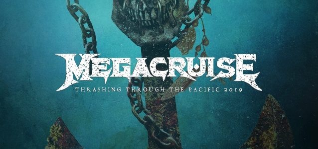 ANTHRAX, TESTAMENT, CORROSION OF CONFORMITY, Others Confirmed For MEGADETH's First-Ever 'Megacruise'