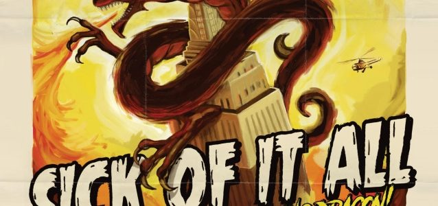 Listen To New SICK OF IT ALL Song 'Wake The Sleeping Dragon!'