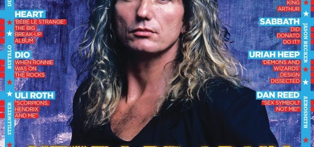 WHITESNAKE's DAVID COVERDALE: I Was Three Million In Debt Before '1987' Album