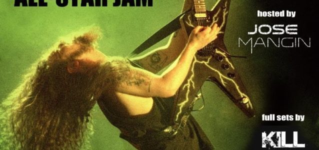 'Dimebash' Tribute To Late PANTERA Guitarist To Feature Performances By KILL DEVIL HILL, FIREBALL MINISTRY