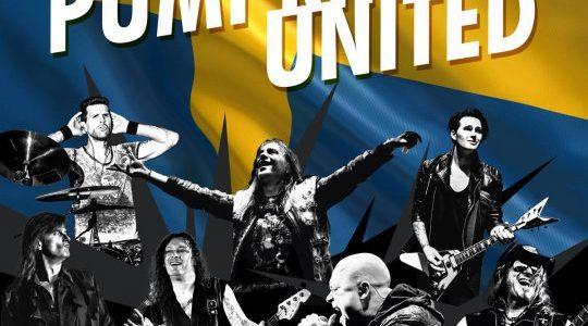 HELLOWEEN Feat. MICHAEL KISKE, KAI HANSEN: Video Of Stockholm Concert