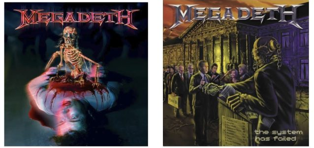 MEGADETH's 'The World Needs A Hero' And 'The System Has Failed' Albums To Be Reissued In February