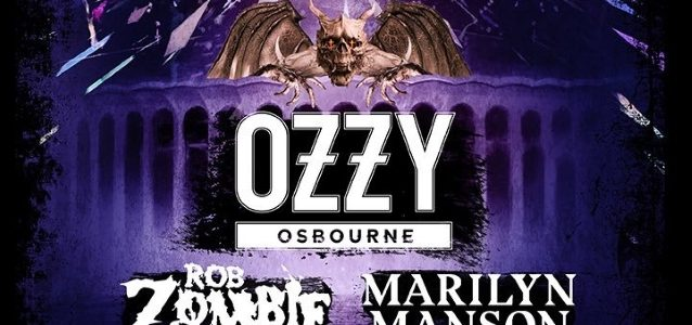SHARON OSBOURNE On New Year's Eve OZZFEST: We Wanted To Invite 'All Our Mates To Come And Play'