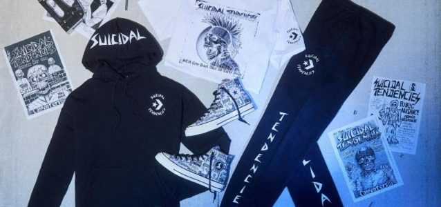 SUICIDAL TENDENCIES Frontman Discusses CONVERSE Footwear And Apparel Collaboration (Audio)
