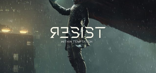 SHARON DEN ADEL Says WITHIN TEMPTATION 'Really Wanted To Make A Change' On New Album 'Resist'