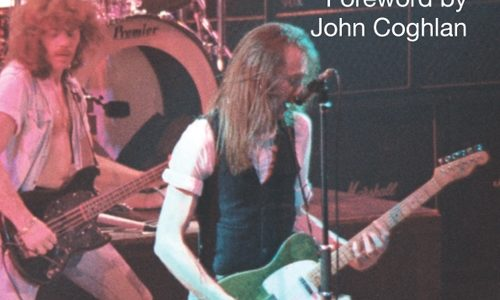 STATUS QUO: 'Over And Done' Book To Feature Foreword By JOHN COGHLAN