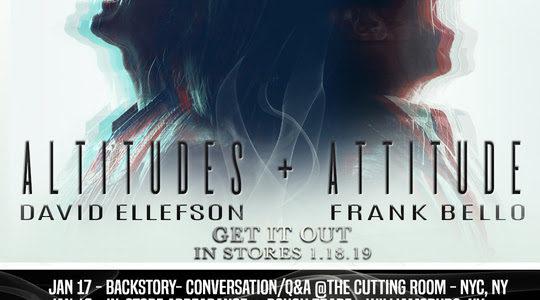 ALTITUDES & ATTITUDE Feat. MEGADETH's ELLEFSON, ANTHRAX's BELLO: U.S. Tour Dates Announced
