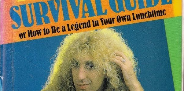 TWISTED SISTER Frontman To Release Updated Version Of 'Dee Snider's Teenage Survival Guide'