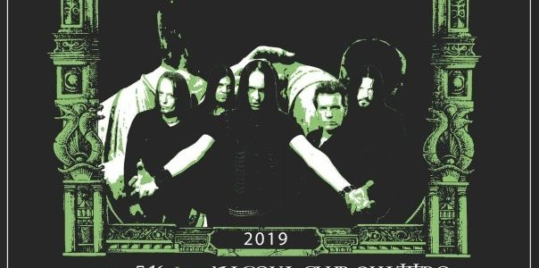 Original ARCH ENEMY Members Record Two New Songs Under BLACK EARTH Banner