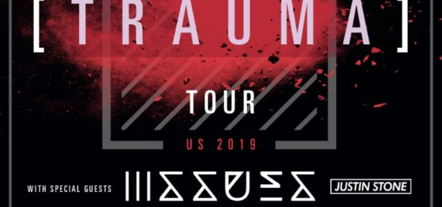 I PREVAIL Announces Spring And Summer 2019 Tour Dates; BLABBERMOUTH.NET Presale Available