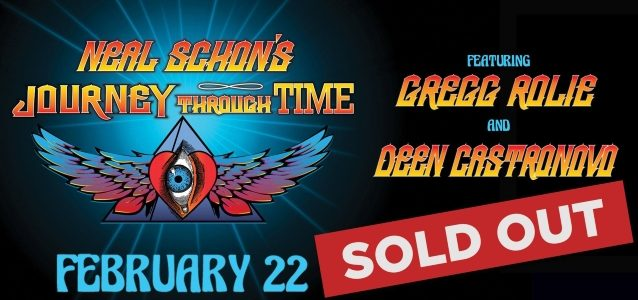 NEAL SCHON's 'Journey Through Time' Kicks Off Short U.S. Tour In Jackson, California (Video)
