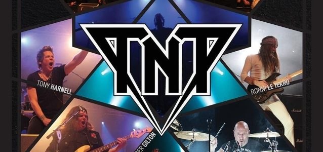 Watch TONY HARNELL-Fronted TNT Perform 'As Far As The Eye Can See' From 'Encore – Live In Milano' DVD