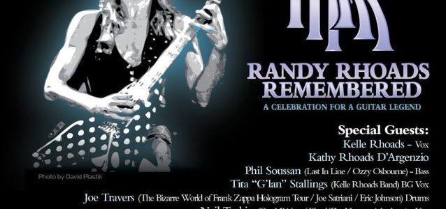 Watch MEGADETH's KIKO LOUREIRO Perform At 'Randy Rhoads Remembered' Event In Pasadena