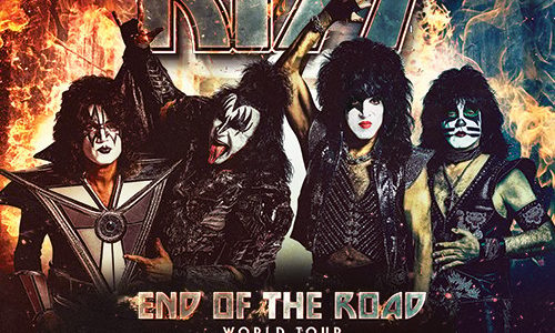 KISS: Front-Row Video Of Tampa Concert