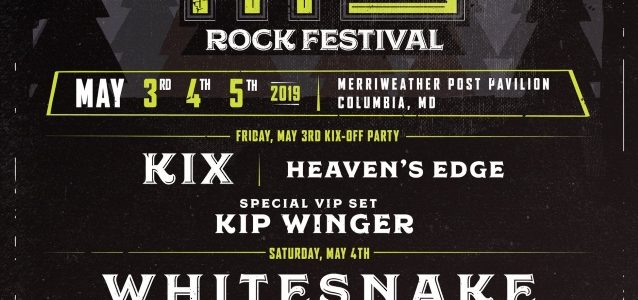 GEORGE LYNCH Is 'Excited' About Upcoming Performance With DOKKEN At M3 ROCK FESTIVAL