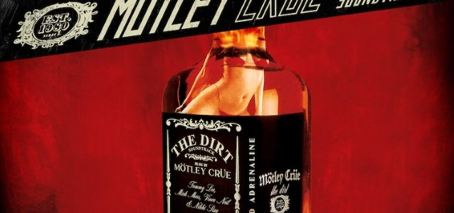 MÖTLEY CRÜE Scores First U.S. Top 10 Album In More Than A Decade With 'The Dirt' Soundtrack