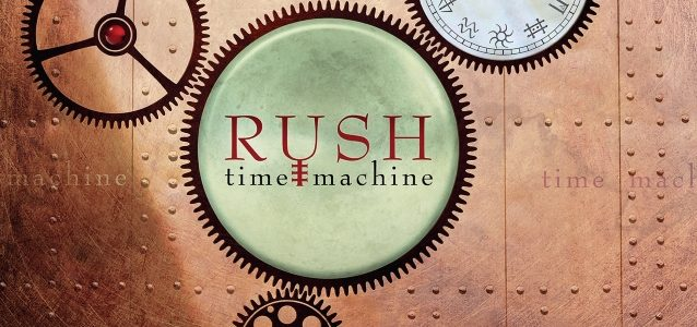 RUSH's 'Time Machine 2011: Live In Cleveland' To Be Released On Vinyl In June