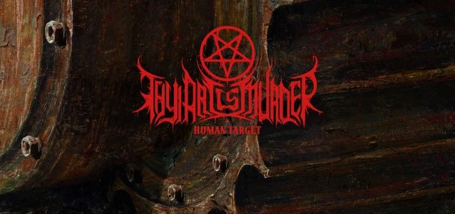 THY ART IS MURDER To Release 'Human Target' Album In July; Watch Video For Title Track