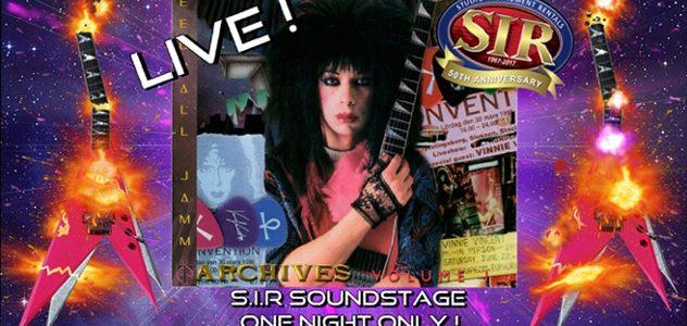 Former KISS Guitarist VINNIE VINCENT Announces 'Speedballjamm' Nashville Performance